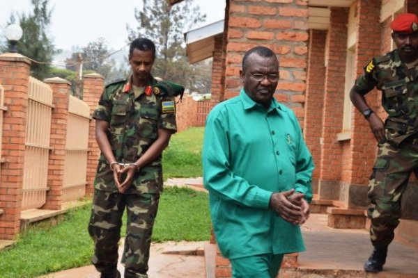 Why is Kagame preventing Col Tom Byabagamba and Gen Frank Rusagara's relatives from visiting their incarcerated loved ones?