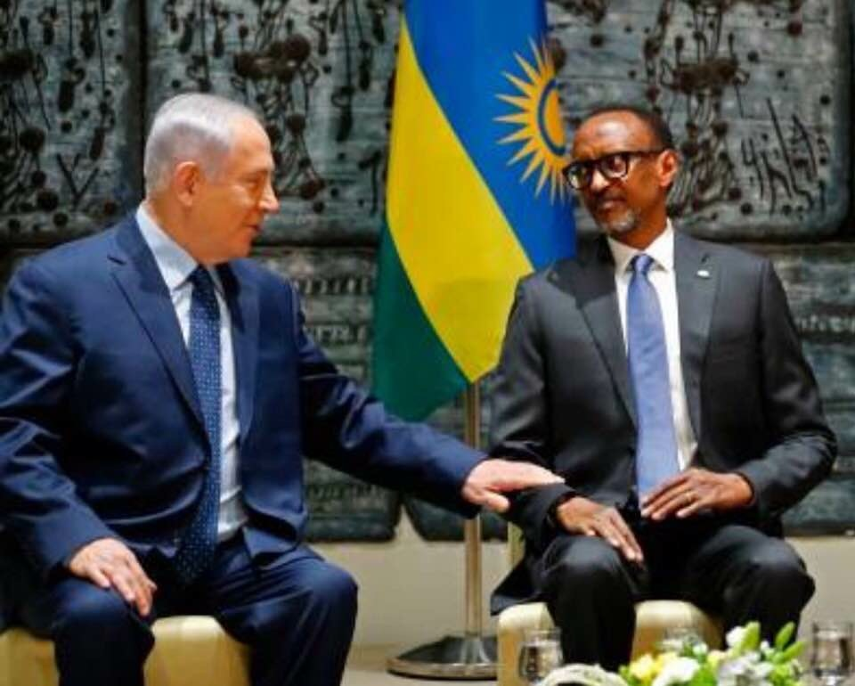 "Kagame's Human Trafficking To Increase ""In A Matter Of Weeks"""