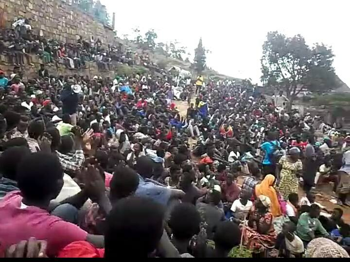 Rwanda: Congolese refugees are ready to die instead of going back to the Kiziba camp