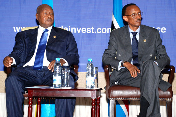 Why Museveni called off his trip to Rwanda.