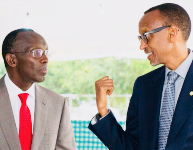 Kagame's Chief Justice Sam Rugege Leads A Horrible Life