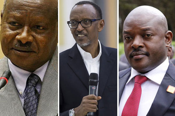 Is Kagame looking for pretext to attack Burundi, by killing Rwandans along the border with Burundi and DRC?