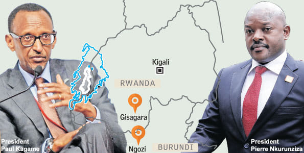Warning to criminal Paul Kagame: PLEASE DON'T COMMIT MILITARY AND POLITICAL SUICIDE.
