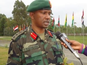 Criminal Paul Kagame, why the fear? Your house boy generals called those who attacked at bandits with jiggers…